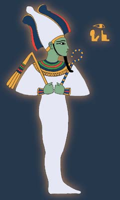 osiris in ancient egyptian culture osiris is the god of agriculture he